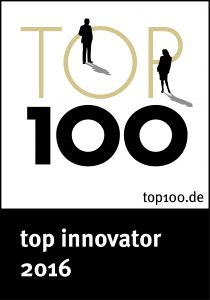 Top 100 Innovator 2016 - HMG Systems Engineering GmbH